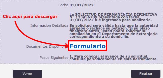 información detallada solicitud permanencia definitiva extranjeria chile immichile