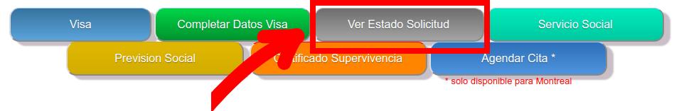 ver estado de solicitud de visa tramites consulares online servicio atencion consular chile vrd responsabilidad democratica chile immichile
