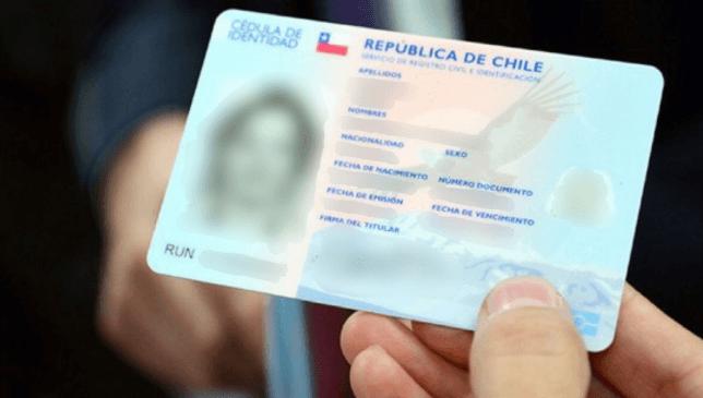 La Permanencia Definitiva no se renueva la cédula de identidad para extranjeros si registro civil departamento de extranjeria y migracion pdi chile migraciones immichile run rut