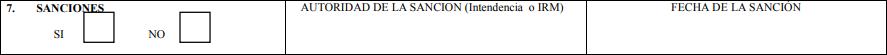 casilla 7 sanciones solicitud de visa sujeta a contrato departamento de extranjeria y migracion chile immichile