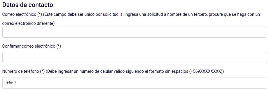 solicitud de autorización de salida departamento de extranjería y migración datos de contacto chile immichile