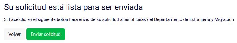 solicitud de autorización de salida enviar solicitud departamento de extranjeria y migracion chile immichile