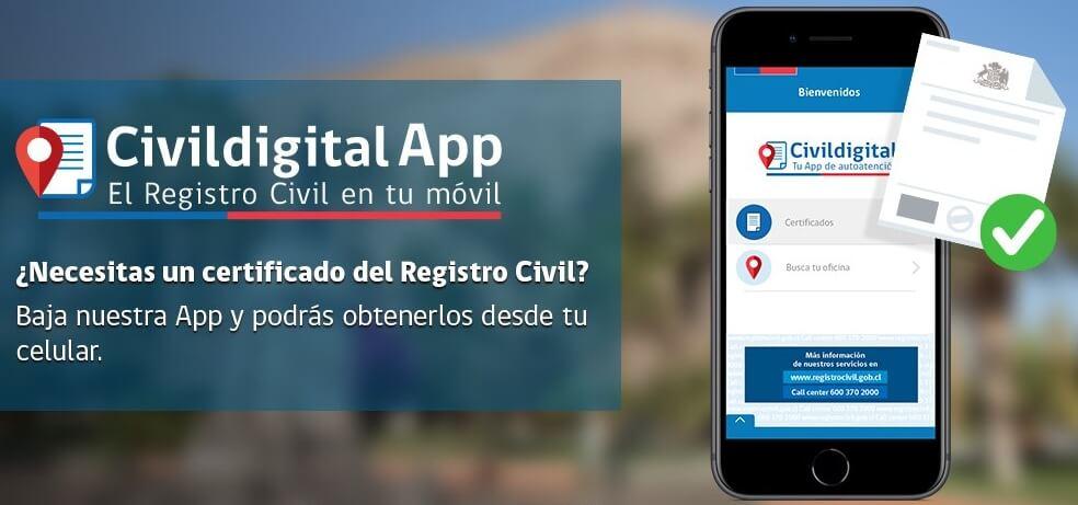 Civildigital App