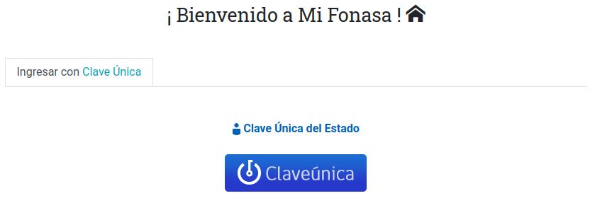 certificado de afiliacion a fonasa afiliado fonasa clave unica chile immichile