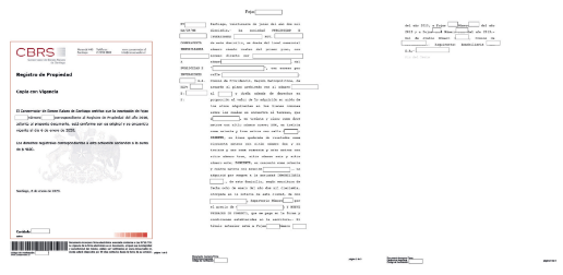 certificado de dominio propiedad conservador permanencia definitiva extranjeria chile immichile