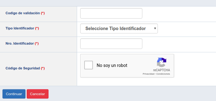 consultar estado de tramite visa consular codigo de validacion sac tramites consulares online chile