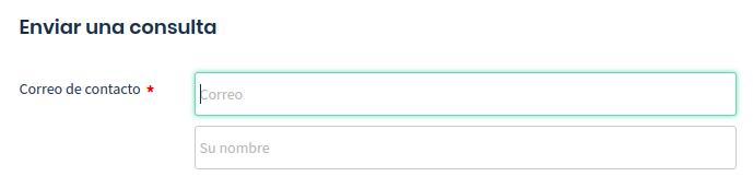 enviar una consulta extranjeria en freshdesk nombre correo electronico immichile