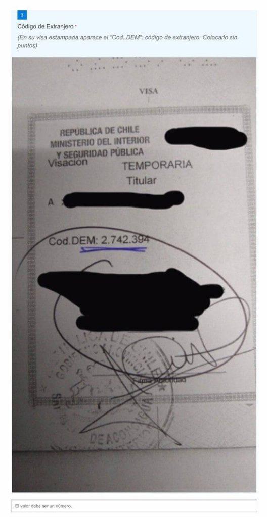 problema de continuidad permanencia definitiva departamento de extranjeria y migracion chile immichile 3