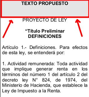 texto propuesto por la comision de gobierno descentralizacion regionalizacion del senado proyecto de ley migracion y extranjeria chile immichile