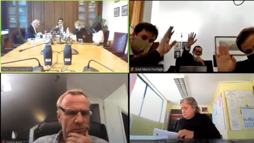comision de derechos humanos del senado 7 de mayo despacha proyecto de migracion y extranjeria chile immichile