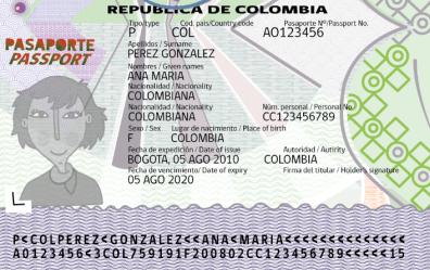 documento de identificación pasaporte prorroga de visa temporaria extranjeria chile immichile