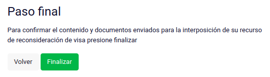 enviar recurso de reconsideracion de visa extranjeria migraciones chile immichile