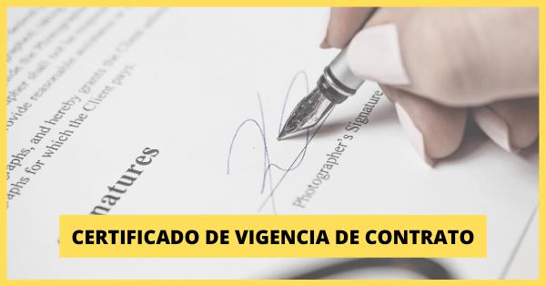 modelos certificado de vigencia de contrato de trabajo extranjeria migraciones chile immichile