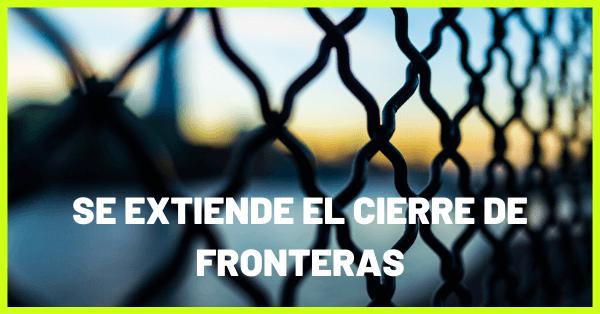 se extiende el cierre de fronteras en chile por 7 dias mas coronavirus en chile covid extranjeria pdi immichile