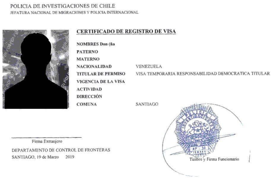 certificado de registro ultima visa