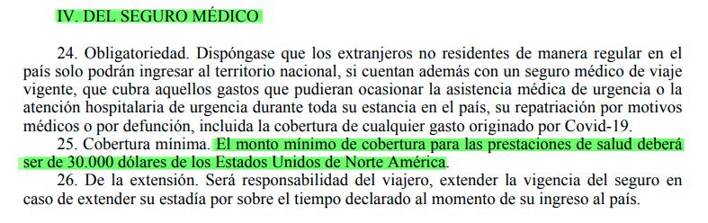 seguro medico viaje chile turistas plan fronteras protegidas immichile immi5 assist365