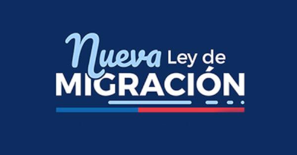 nueva ley de migracion y extranjeria migraciones chile immichile