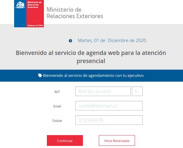 servicio agenda web apostilla legalizacion ministerio de relaciones exteriores serviciosconsulares immichile