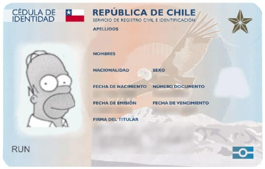 cedula de identidad para extranjeros registro civil chile extranjeria regularizacion immichile