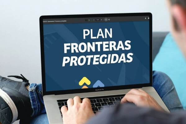 plan fronteras protegidas chile medidas sanitarias ingreso immichile