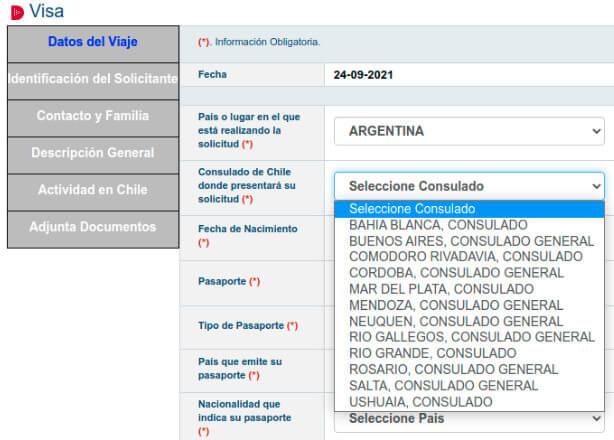 sistema atencion consular sac ministerio relaciones exteriores chile immichile